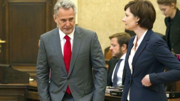 Українському олігарху влаштували неприємності в Європі