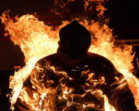 Змушували зізнатися в крадіжці: зловмисники катували і підпалили чоловіка