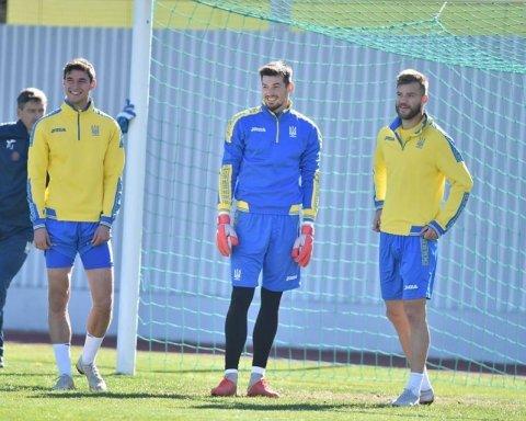 Украина — Чехия: прогноз букмекеров на матч Лиги наций