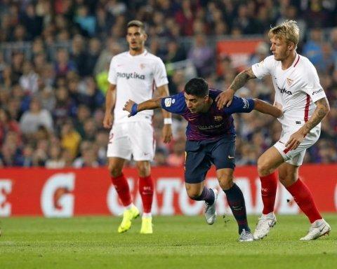 Барселона – Севілья 4:2: хроніка матчу Примери, відео голів