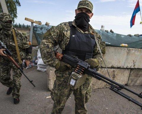 В бойовиків на Донбасі з'явилася нова велика проблема