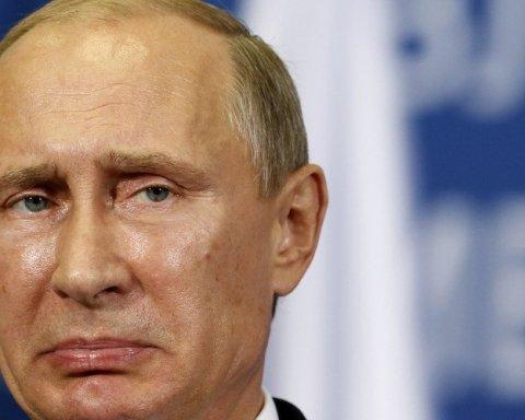На окупованому Донбасі Путіна засунули у несподіване місце: смішне фото