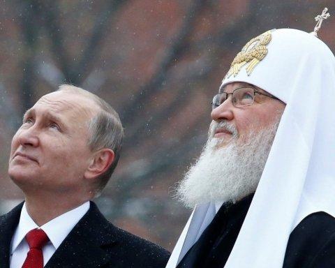 Томос для Украины: Российская церковь перешла к громким угроз