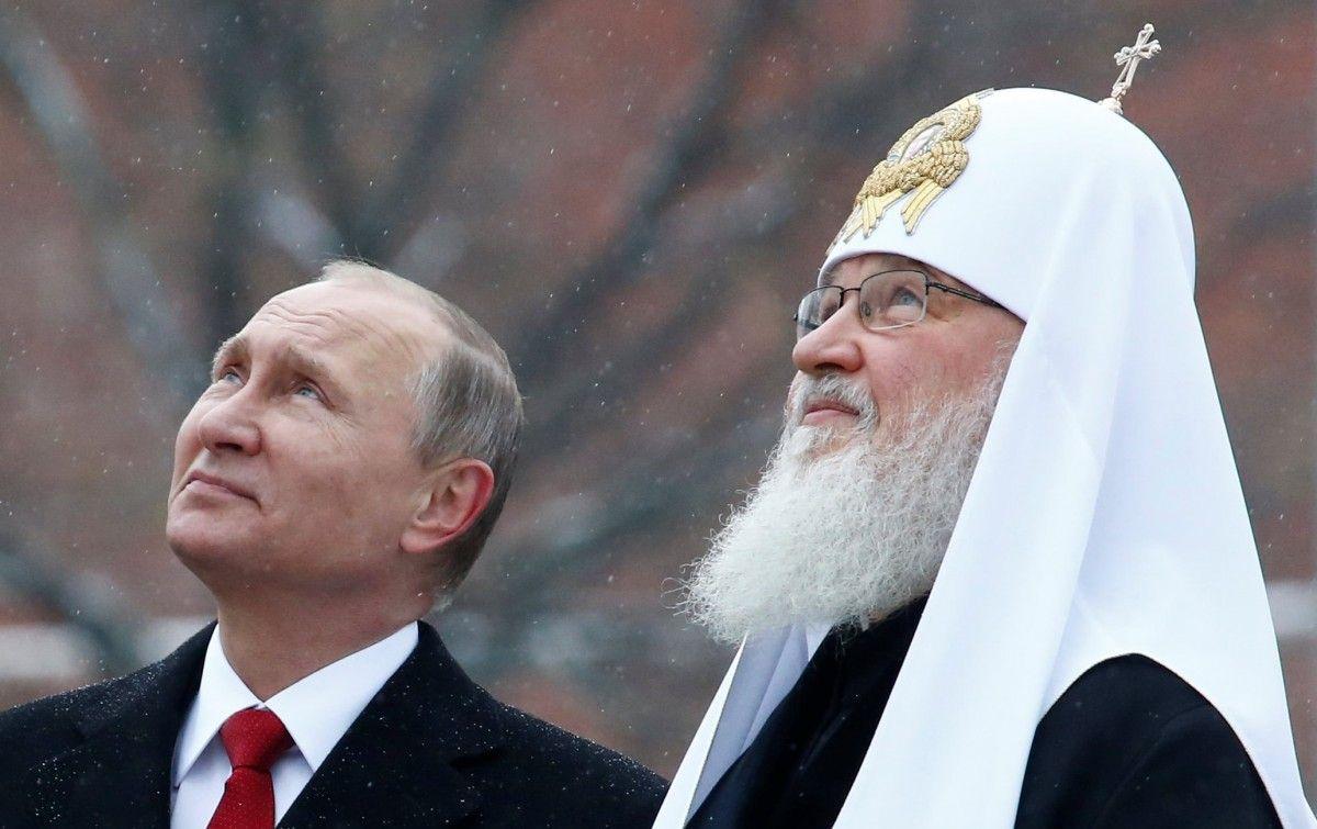 Томос для України: Російська церква перейшла до гучних погроз