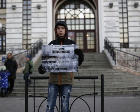 Путинские силовики задержали активиста-семиклассника: подробности