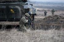 Сутки в зоне ООС: ранен украинский воин