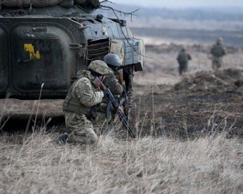 Доба в зоні ООС: поранено українського воїна