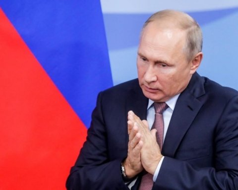 На фото Путина увидели смешное: сеть наполнили шутки