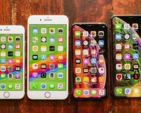IPhone Xs та iPhone Xs Max офіційно з'явилися в Україні: ціни шокують