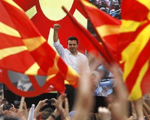 Россия вмешалась в референдум в Македонии: чего добивается Кремль