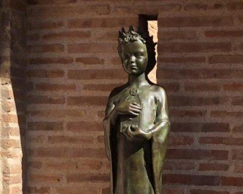 У центрі Європи з'явився пам'ятник доньці київського князя