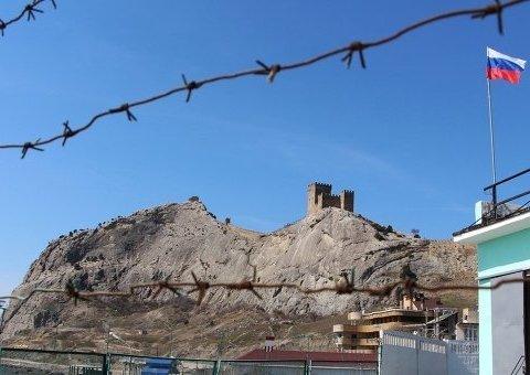В Крыму разъяренные жители устроили акцию против оккупантов: опубликовано фото