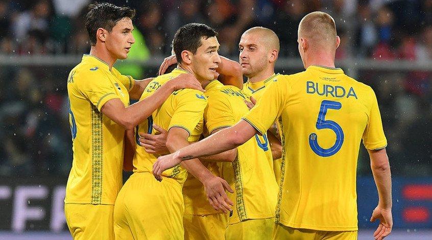 Украина — Чехия: онлайн-трансляция матча Лиги наций