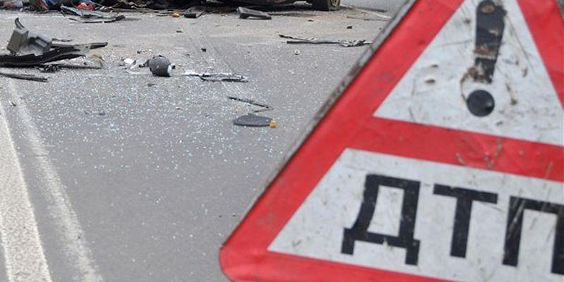 Жуткое ДТП под Полтавой попало на видео: много пострадавших