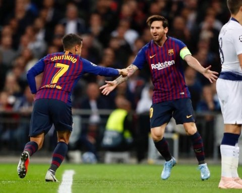 Тоттенхэм — Барселона 2:4: хроника матча Лиги чемпионов, видео голов