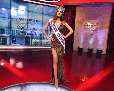 Новая Мисс Украина 2018 снималась голой в рекламе алкоголя: опубликовано видео