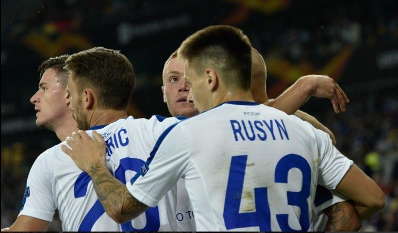 динамо челсі Picture: Ліга Європи-2018/19