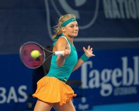 Украинская теннисистка одолела россиянку и вышла в полуфинал важного турнира
