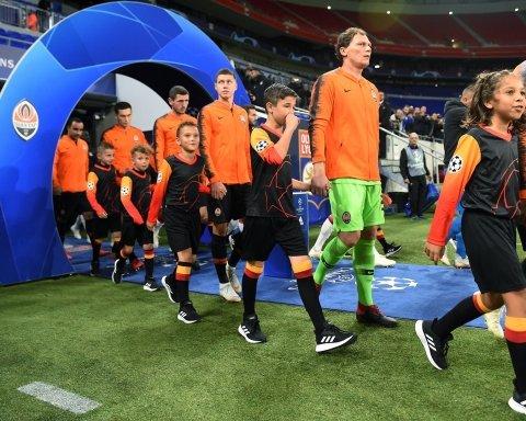 Шахтер — Манчестер Сити: онлайн-трансляция матча Лиги чемпионов
