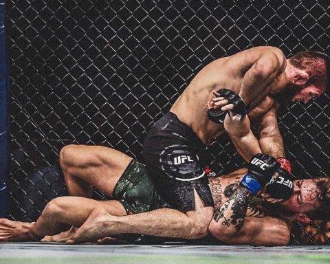 Конор – Хабіб: хроніка бою UFC Макгрегор – Нурмагомедов, відео моментів