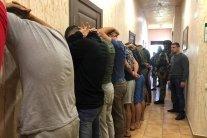 В Одессе снова неспокойно: отель «захватили» вооруженные «титушки»