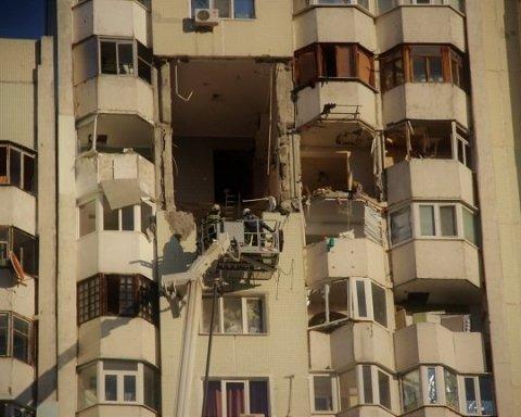 Потужний вибух в Кишиневі: рятувальники продовжують діставати тіла з-під завалів