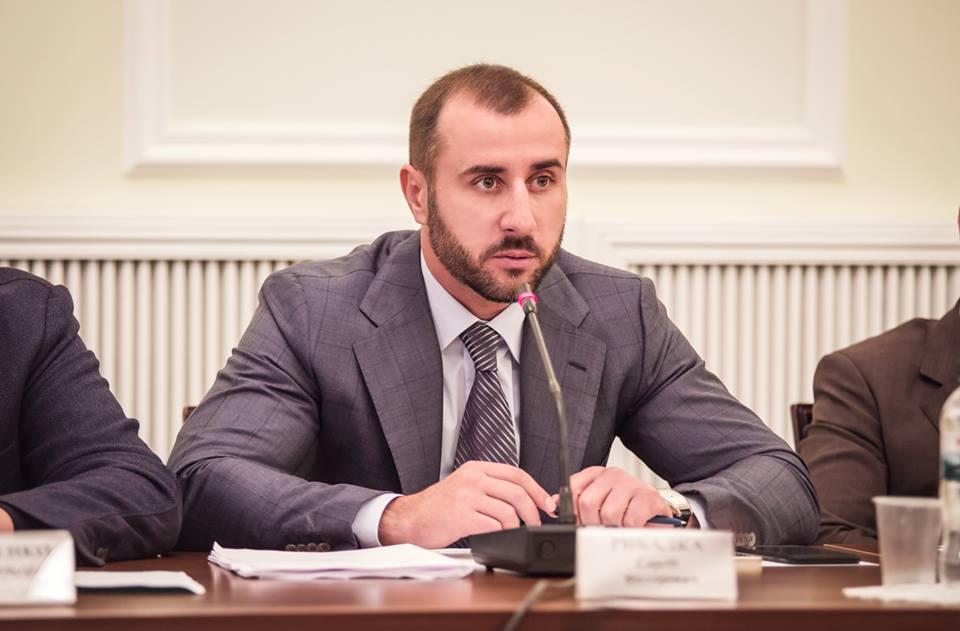 Сергей Рыбалка: «Украинские дети должны получать знания в достойных условиях»