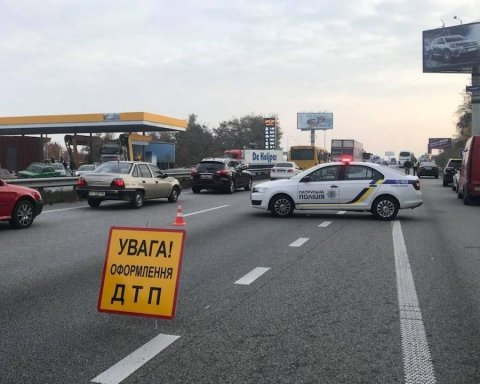 """Аварія з акторами """"Дизель шоу"""": стало відомо про затримання учасника ДТП"""