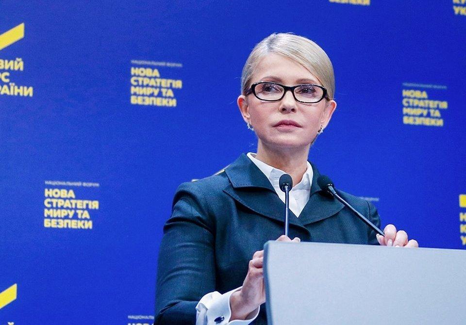 Тимошенко опозорилась с непонятными военными: разгорается скандал