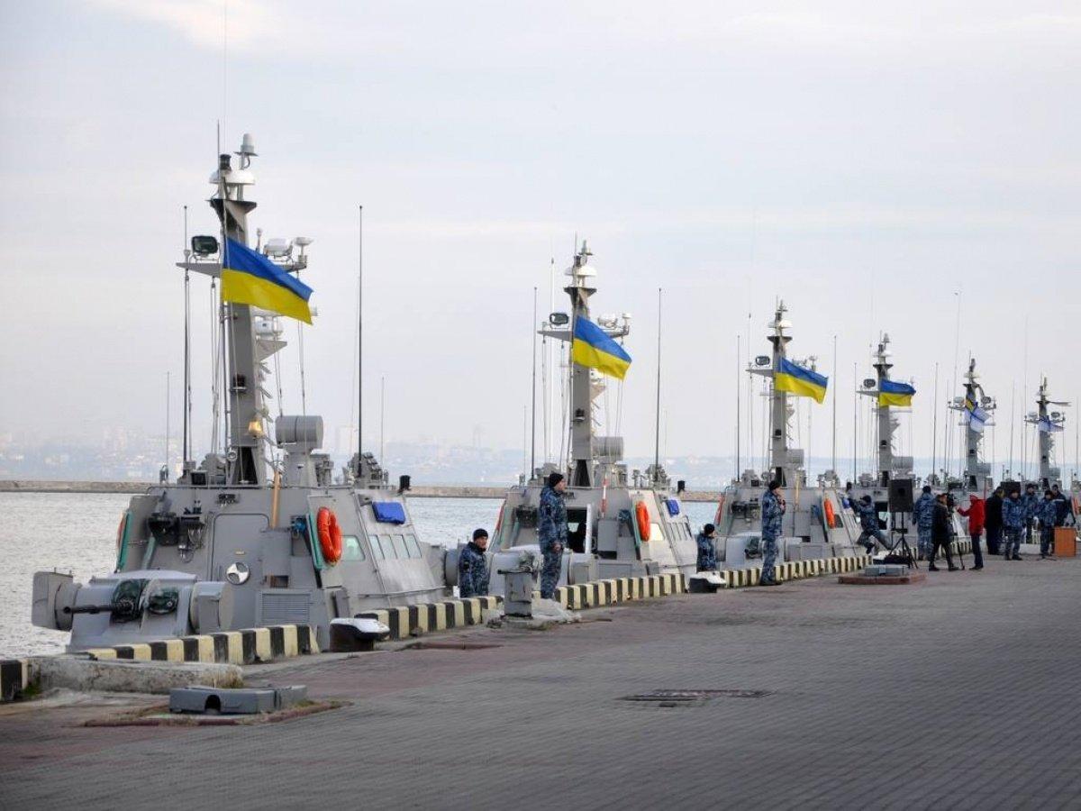 Новини України - Представлено новий військовий катер: фото та характер