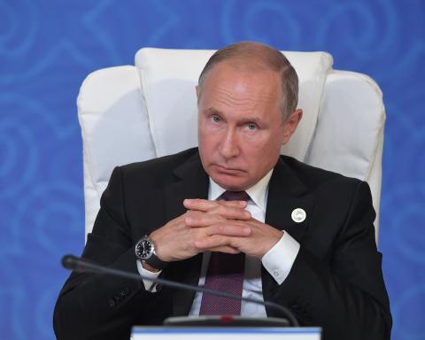 Путін поговорив про Україну: всі подробиці