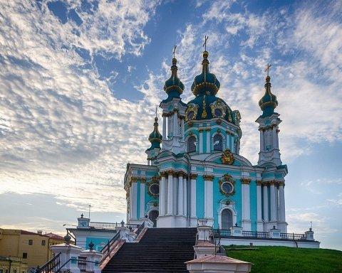 Що буде з Андріївською церквою: Порошенко прийняв рішення