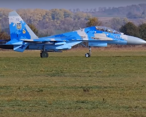 "Катастрофа СУ-27 в Україні: знайдено ""чорну скриню"""