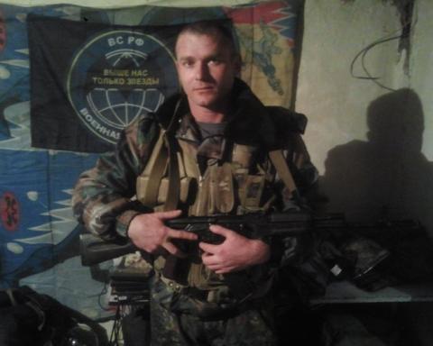 Залишилася могила: з'явилися фото ще одного росіянина, який був на Донбасі