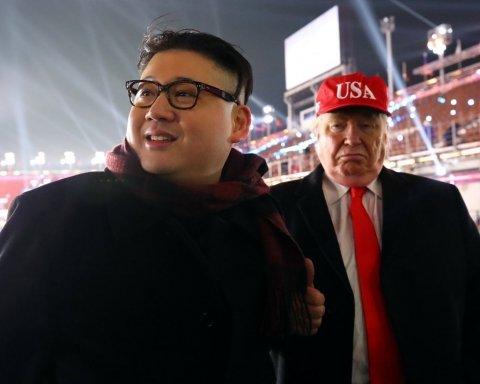 Трампу из-за дружбы с Ким Чен Ыном могут дать Нобелевскую премию
