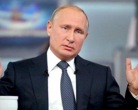 А они все сдохнут: цитату Путина превратили в фотожабу