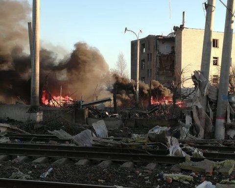 Вибух на піротехнічному заводі у Росії: відео та інформація про загиблих