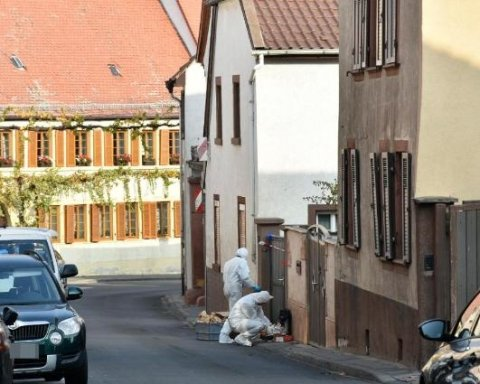 В Германии мужчина устроил кровавую резню: есть погибшие и пострадавшие