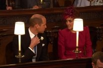 Кейт Миддлтон и Меган Маркл приехали на свадьбу принцессы Евгении: появились фото и видео