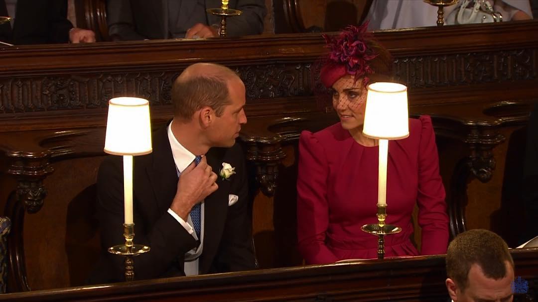 Кейт Міддлтон і Меган Маркл приїхали на весілля принцеси Євгенії дивит