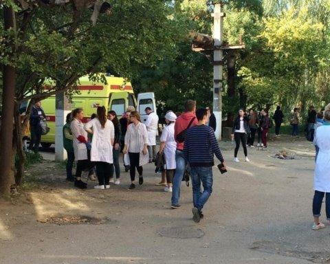 Росляков бродил и убивал всех подряд: студент рассказал, как выжил в бойне в Керчи