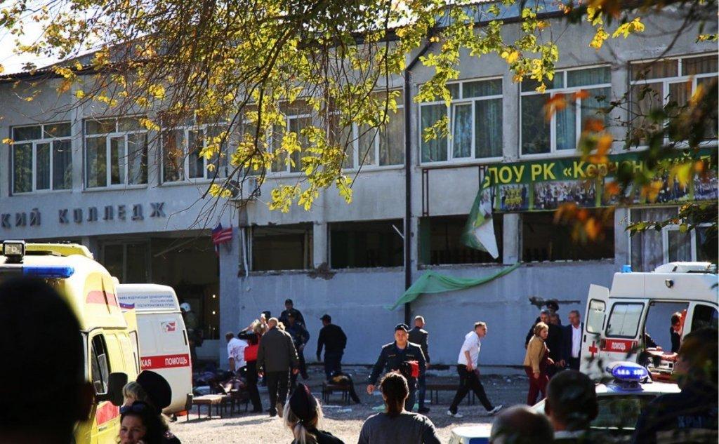 Трагедия в Керчи: семье «не того» угрожают