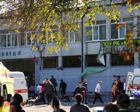 Бойня в Керчи: студенты вернулись на место, где пережили ад