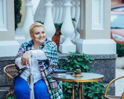 З'явилося відео з автобуса, в якому розбилася Марина Поплавська