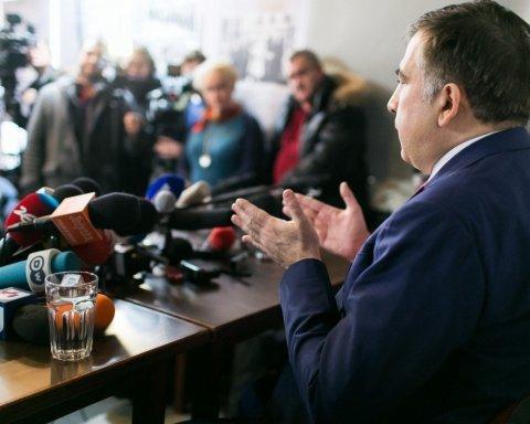 Тут жахливо нудно: Саакашвілі поскаржився на безтурботне життя далеко від України