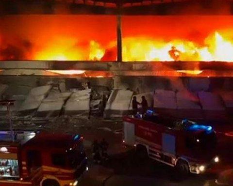 Токсична пожежа у центрі Європи: людей просять не відкривати вікна, наслідки лякають