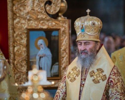 Митрополит МП відзначився скандальною заявою про відспівування вірян Київського патріархату