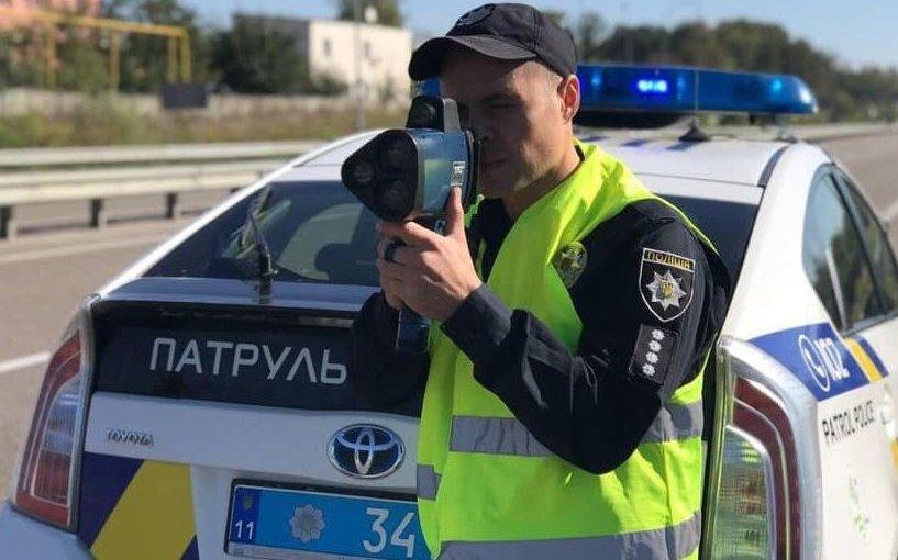 Нові штрафи за перевищення швидкості: що треба знати водіям