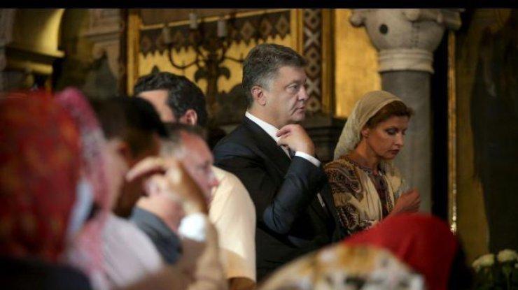 Томос для Украины: интересные детали переговоров Порошенко с епископами Московского патриархата