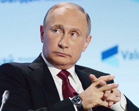 Путін відзначився новою нахабною заявою про Крим: відео